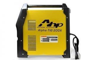 2018 AHP AlphaTIG 200X 200 Amp IGBT