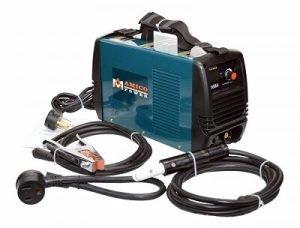 Amico Power - DC Inverter Welder - 110 230V Dual Voltage IGBT Welding Machine - 160 AMP Stick Arc