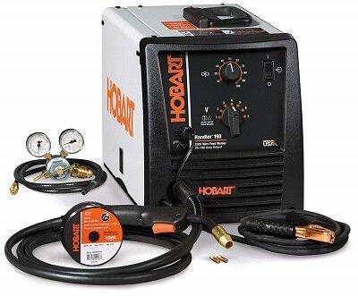 Hobart 500554001 Handler 190 with SpoolRunner 100
