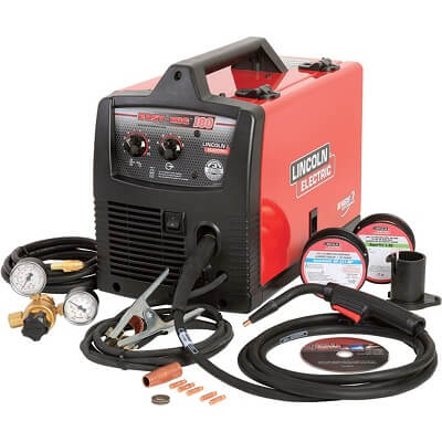 Lincoln Electric Easy MIG 180 Flux-Core MIG Welder