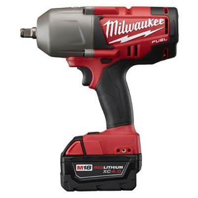 Milwaukee 2763-22 M18 0.5″ Inch Impact Wrench