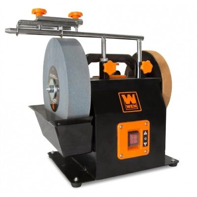 WEN 4270 10-Inch Two-Direction Water Cooled Wet Dry Sharpening System