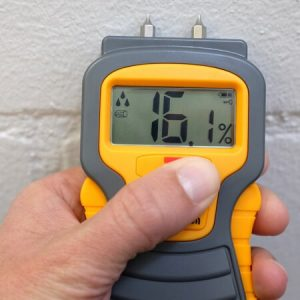 How to Use a Moisture Meter on Drywall, Wood, and Soil?