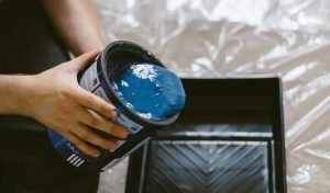 how to dispose of oil based paint